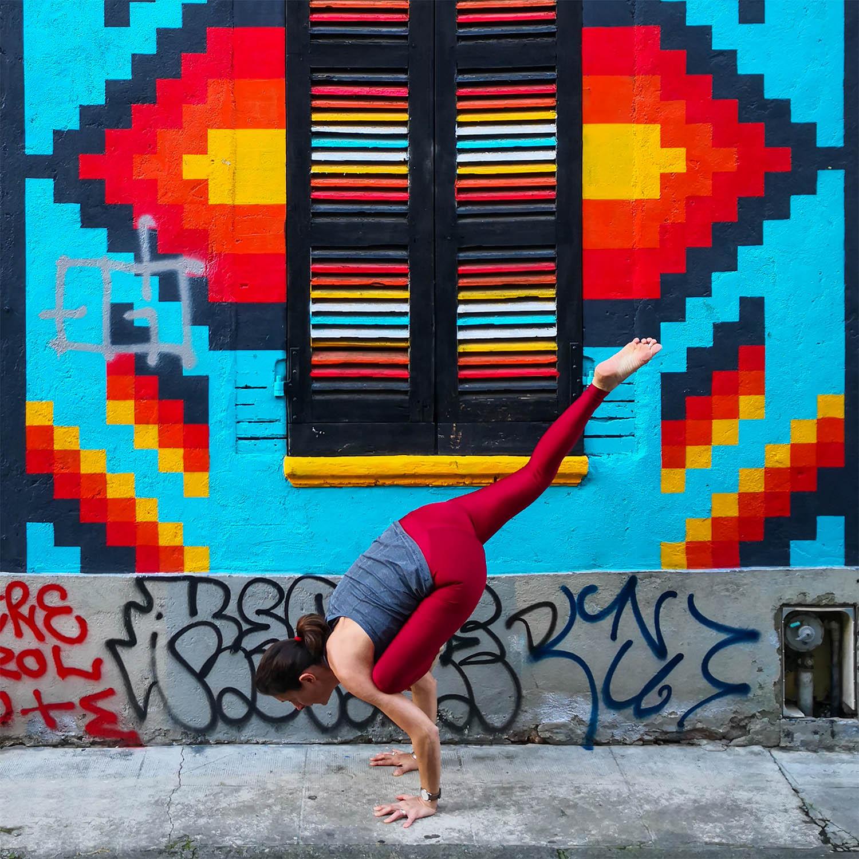 Cours Hip Hop yoga Toulouse