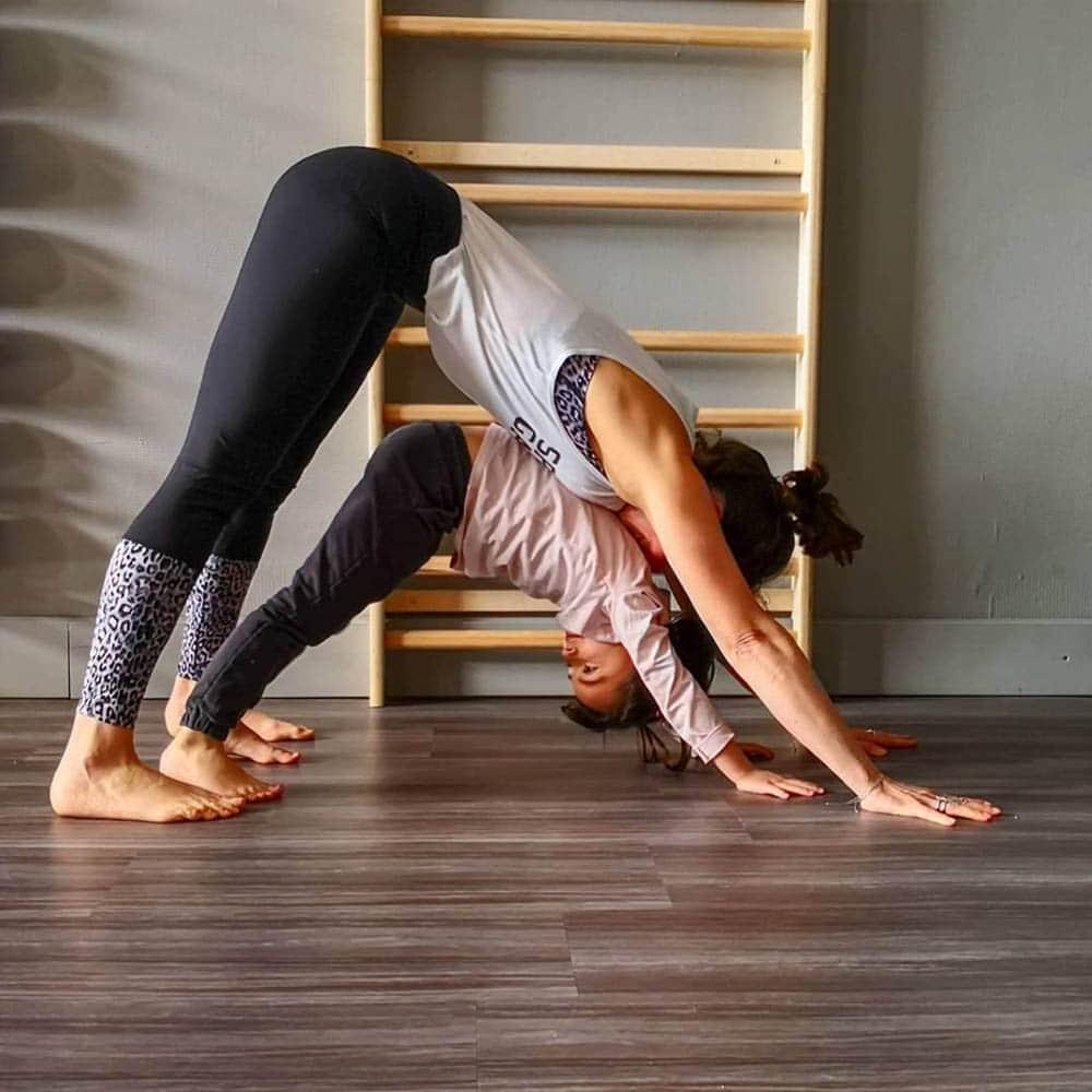 Cours Yoga parents / enfants Toulouse
