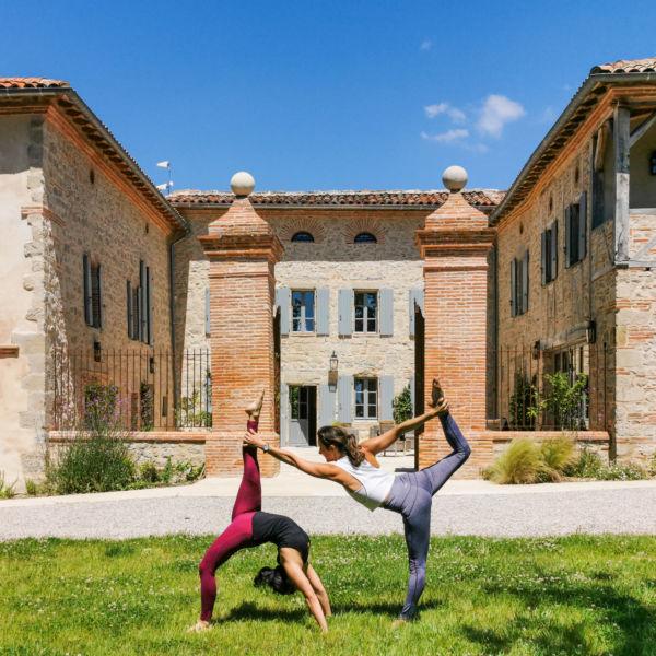 retraite yoga vinyasa Toulouse